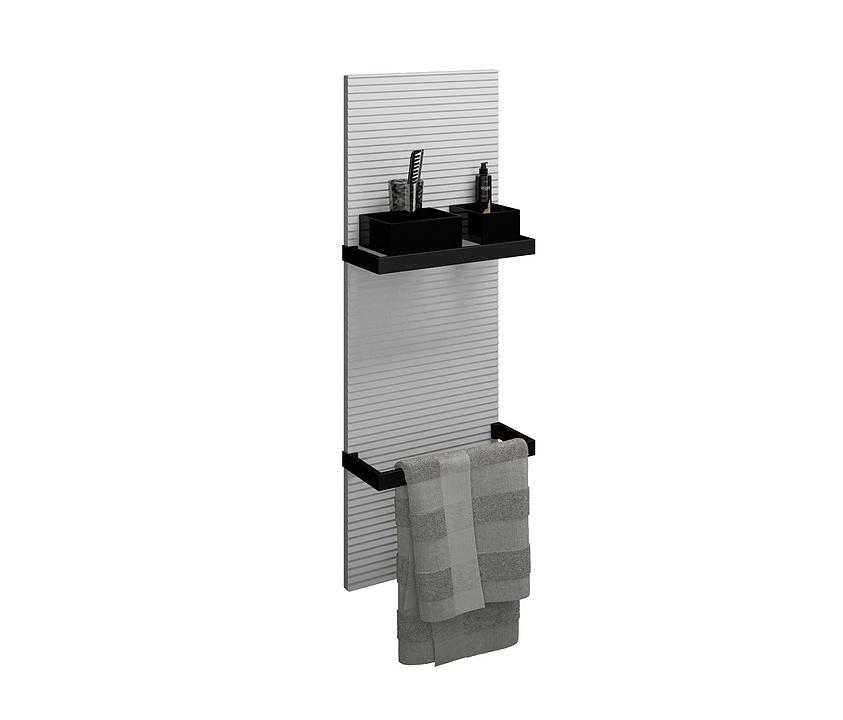 Bathroom Wall Panel - Fiumo