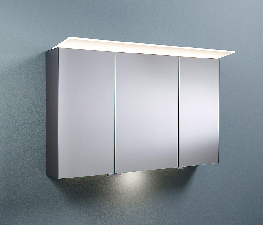 Mirror Cabinet With Lighting - Sys30