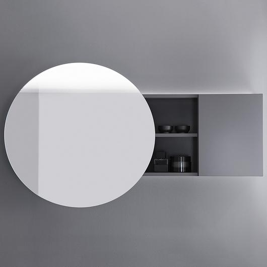 Mirror Cabinet With LED - Coco / burgbad