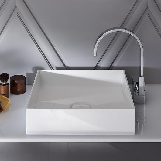 Mineral-Cast Washbasin - Crono / burgbad