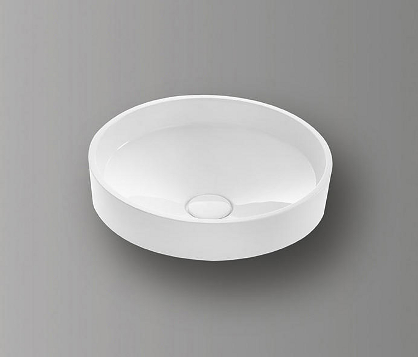 Mineral-Cast Washbasin - Sys30