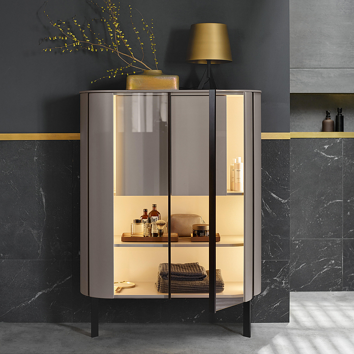 Mid Height Cabinet - Lavo 2.0