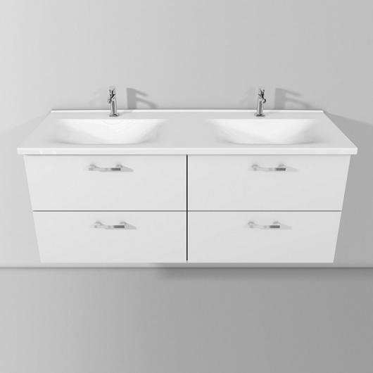 Ceramic Washbasin and Vanity - Sys30 / burgbad