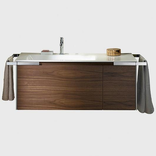 Ceramic Washbasin and Vanity - Yso / burgbad