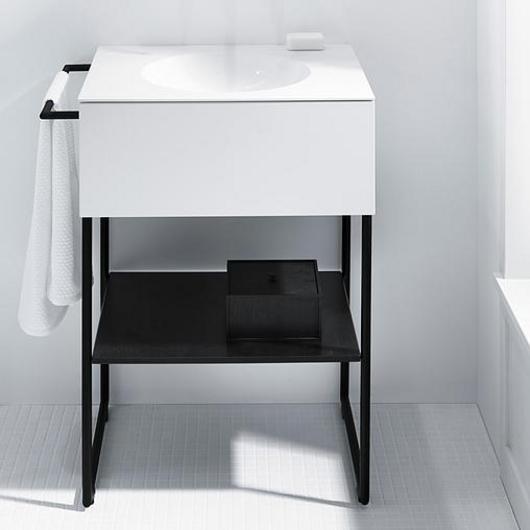Washbasin and Vanity - Coco / burgbad