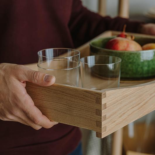 Wooden Tray - Mya / burgbad