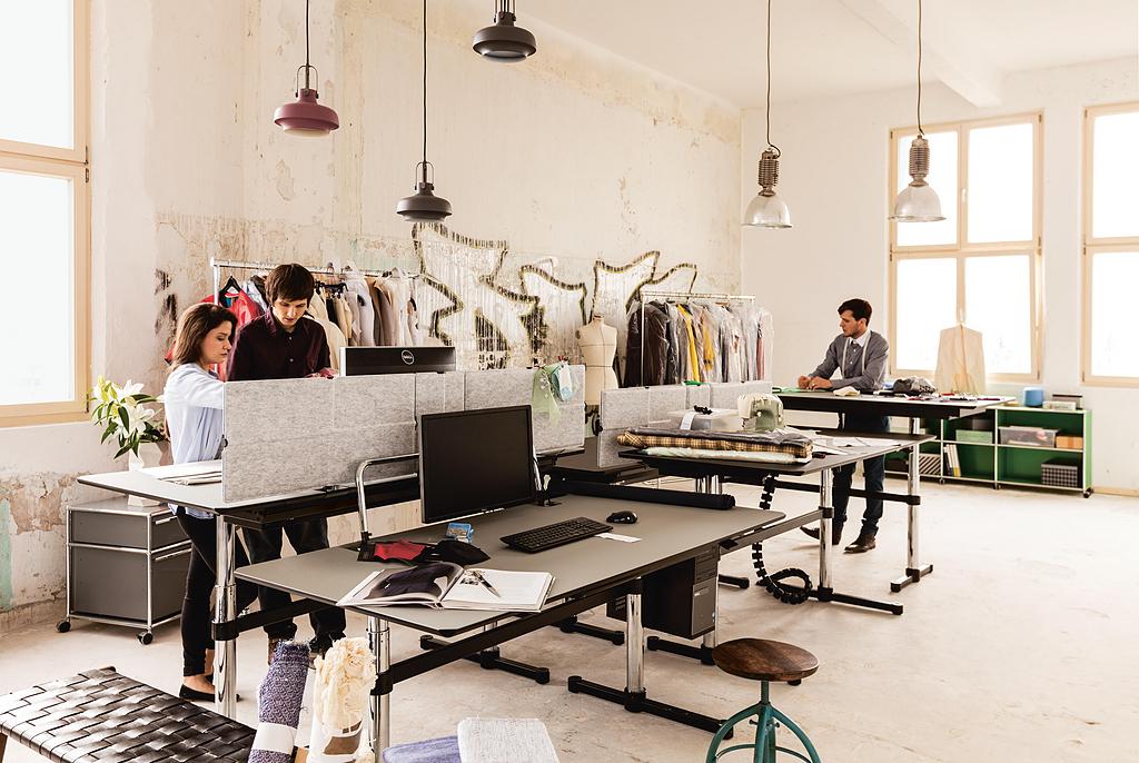 Office Desk - Kitos M Plus