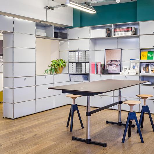 Multimedia Cabinet - Haller Storage / USM