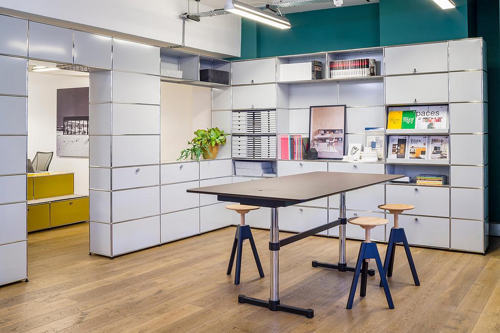 Multimedia Cabinet - Haller Storage