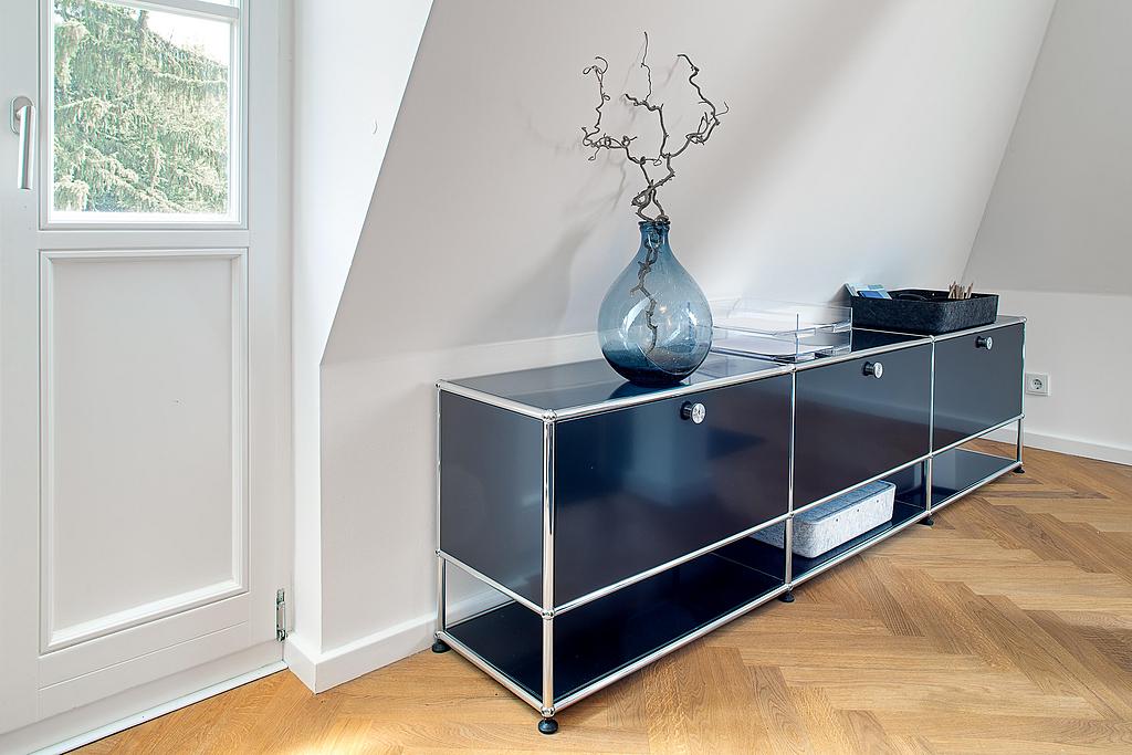 Sideboard and Open Shelves - Haller