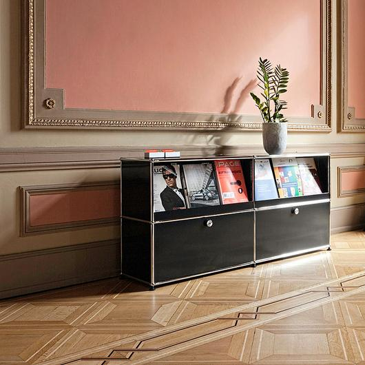 Sideboard and Display - Haller