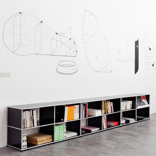 Closed Shelves - Haller / USM