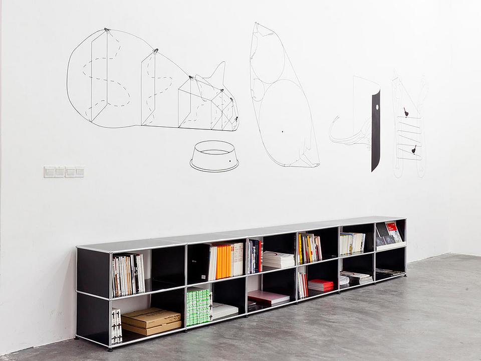 Closed Shelves - Haller