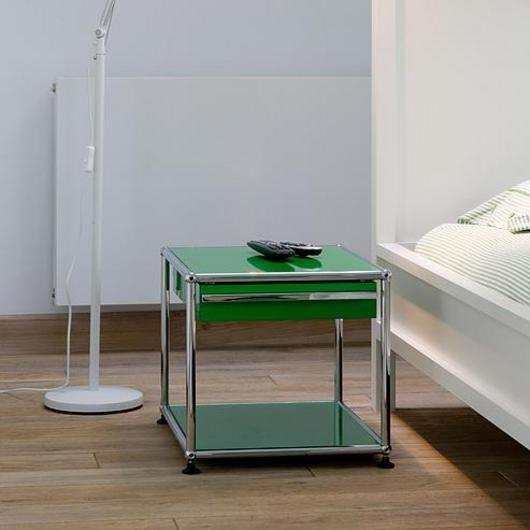 Nightstand and Drawer - Haller