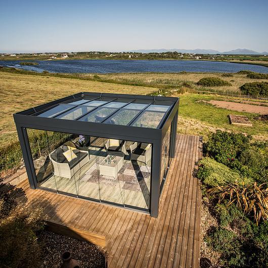 Glass Canopy - SDL Acubis