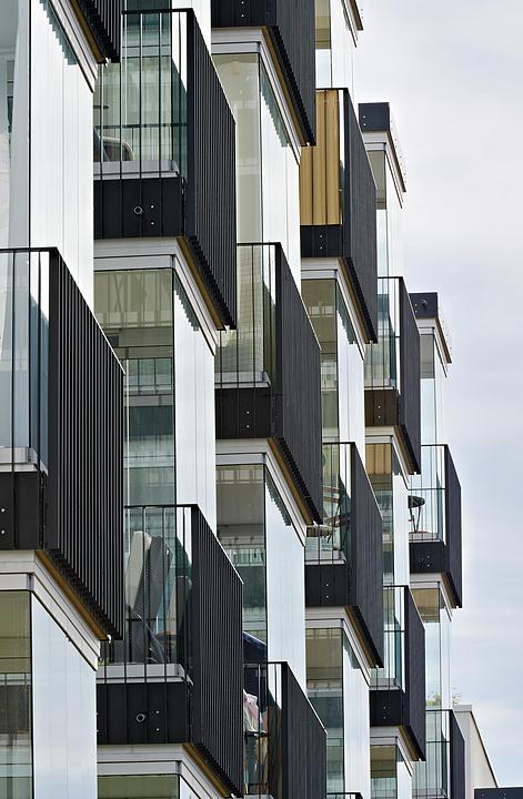 Balcony Glazing - SL 25 XXL