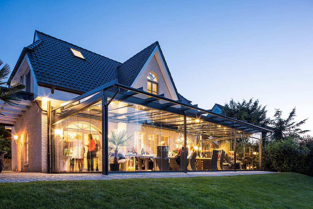 Glass Canopy - SDL Atrium Plus