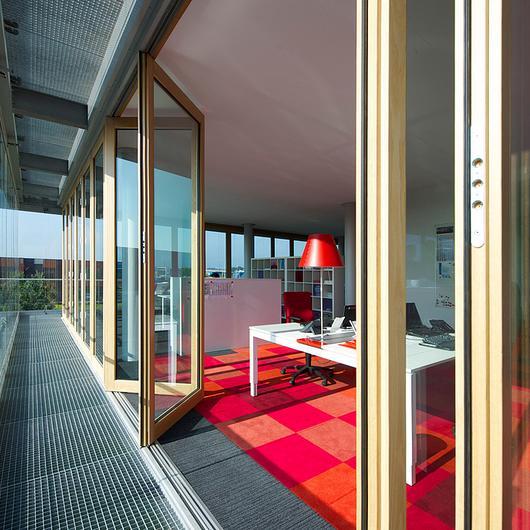 Balcony Glazing - SL Comfort Façade