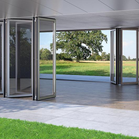 Bi-Folding Doors - Combiline