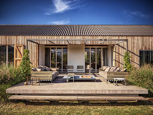 Flexform | Piacenza Country House | Photo: Matteo Imbriani | Ansel