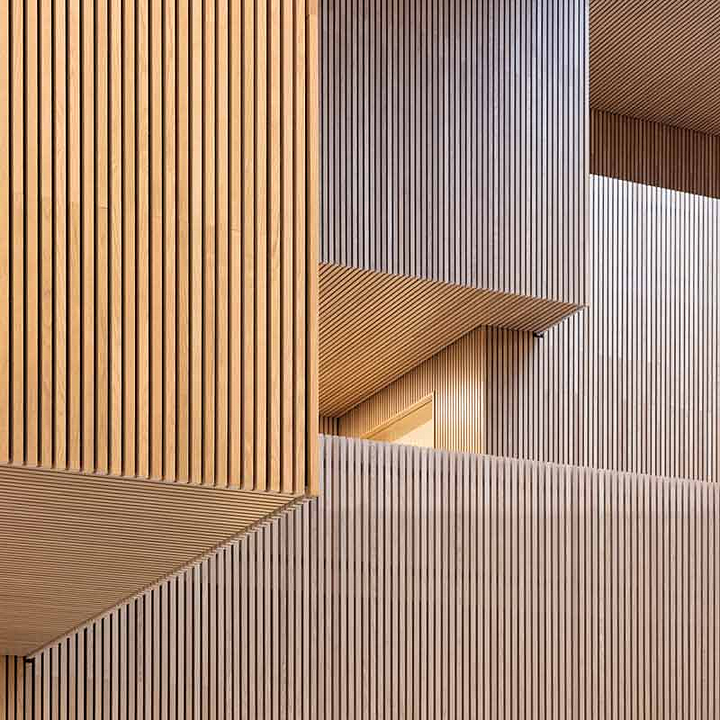 Wellness With Timber  in Technical University of Denmark