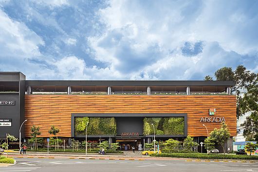 Centro comercial Arkadia