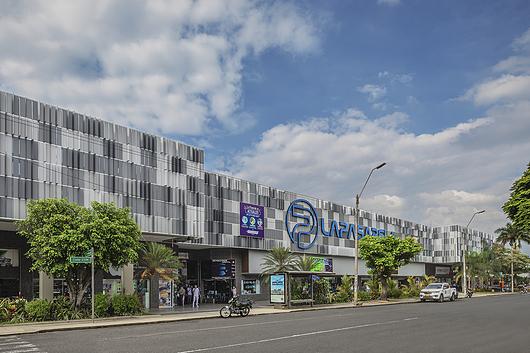 Centro comercial La Pasarela