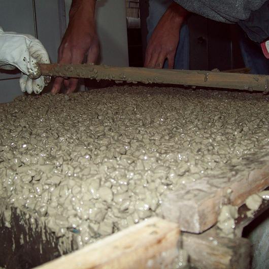 Hormigón drenante - Permeacret® / Cbb ReadyMix