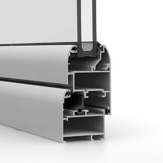 Sistema para ventanas y puertas Strugal S46 / Strugal