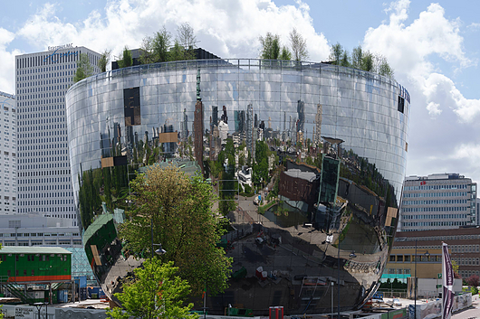 Jansen | Storage area of Museum Boijmans van Beuningen | Photographer: Ossip van Duivenbode