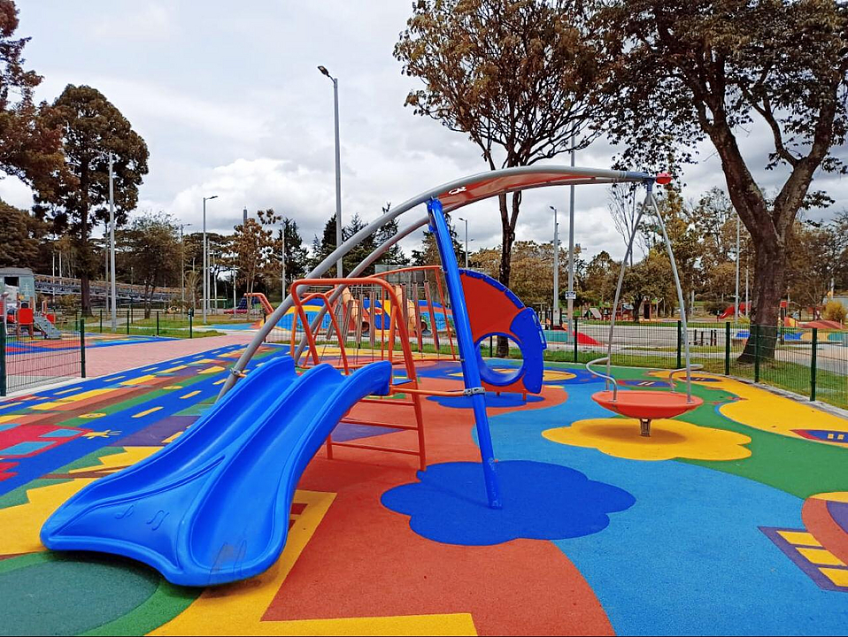 Juego infantil inclusivo Play For All - SI-3001