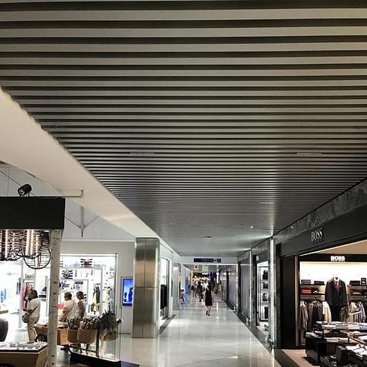 Metal Ceilings - Linear - 80BXD / 130 BXD
