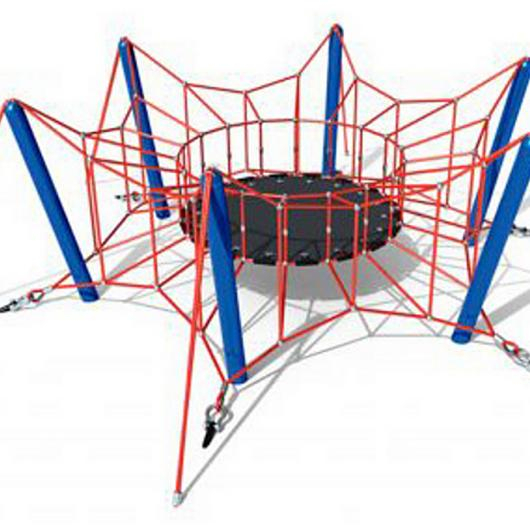 Juego infantil inclusivo Spider Regular - DX-1101