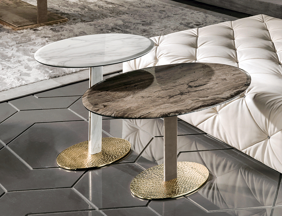 Side Table - Yaki Round