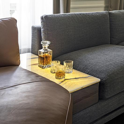 Side Table - Cohen Rectangular / Longhi
