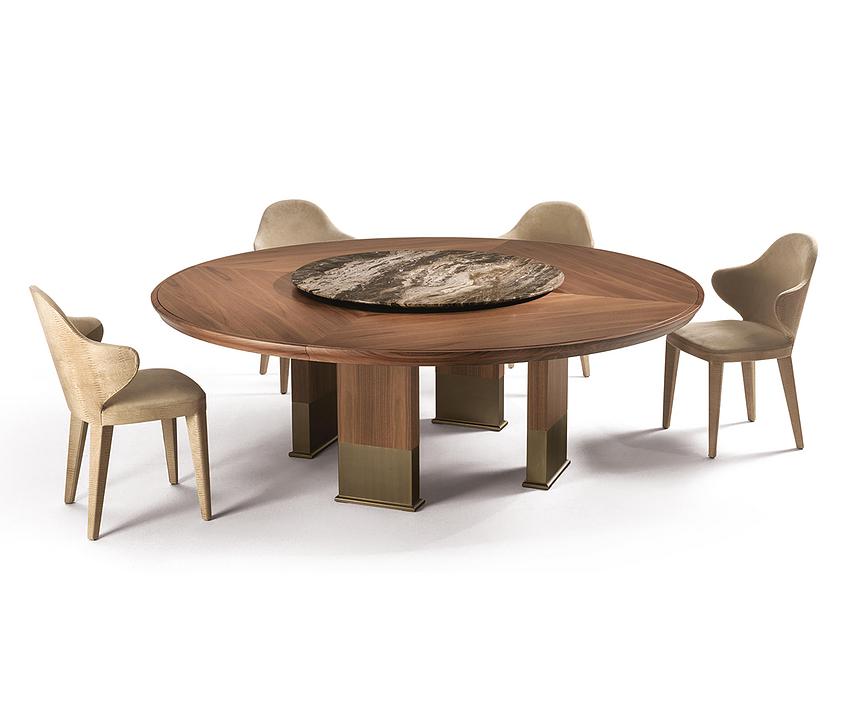 Dining Table - Edward Round