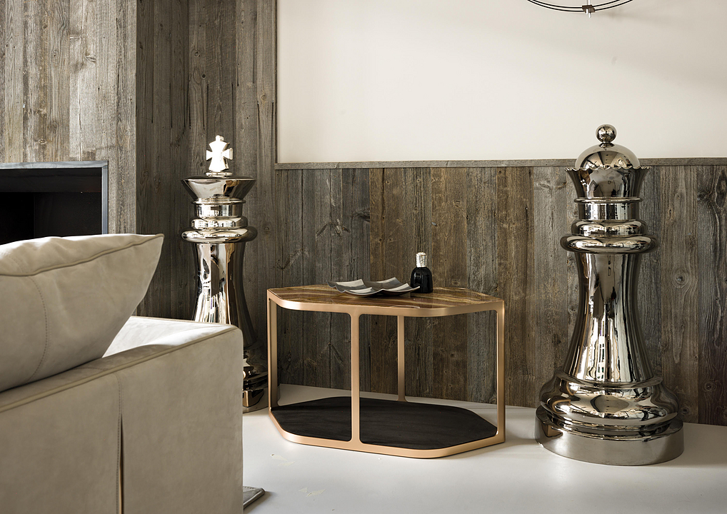 Side Table - Tiles