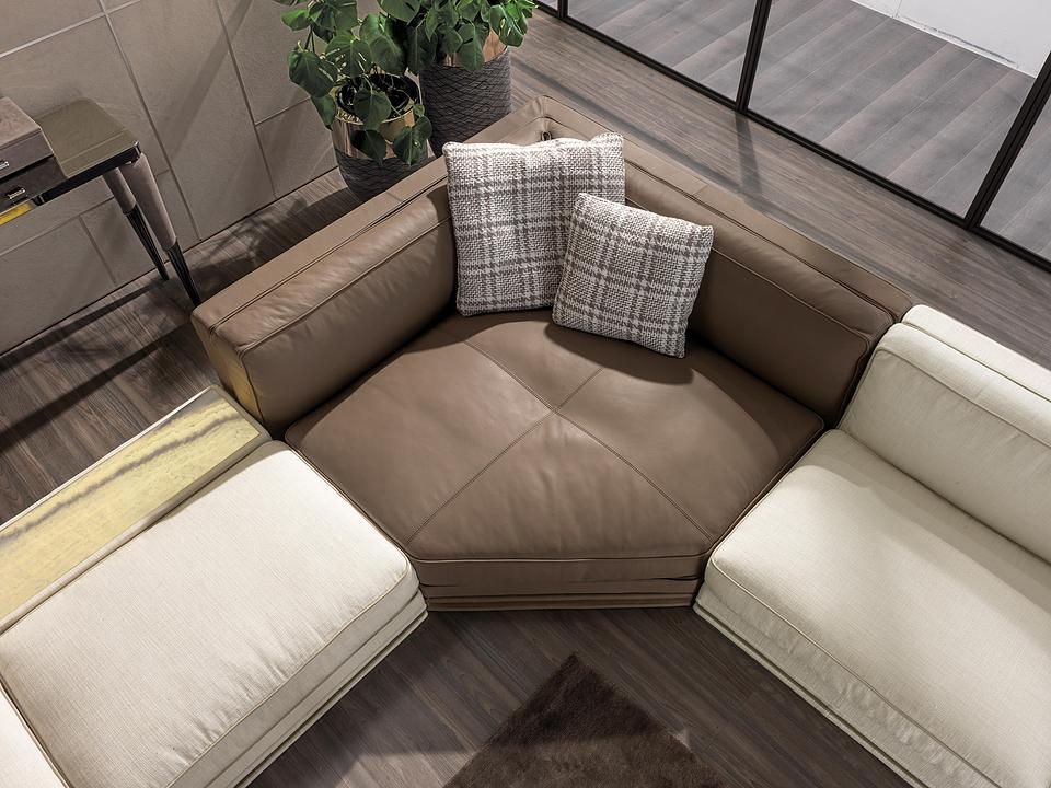 Corner Sofa - Mason