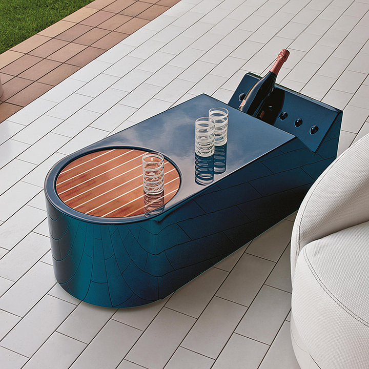 Side Table - Roadster