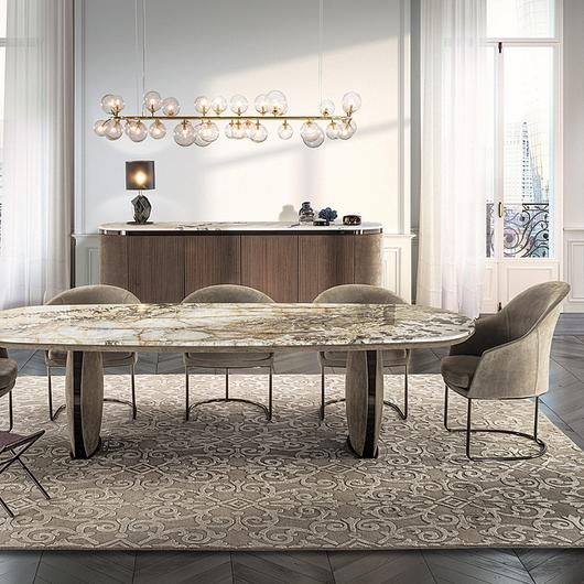 Dining Table - Lotus Oval