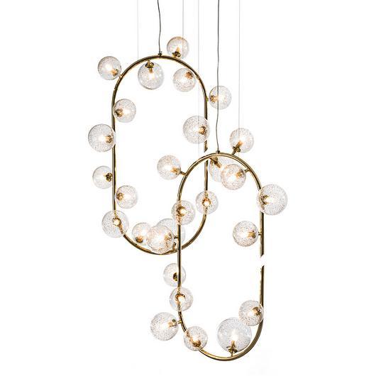 Hanging Lights - Rialto Oval / Longhi