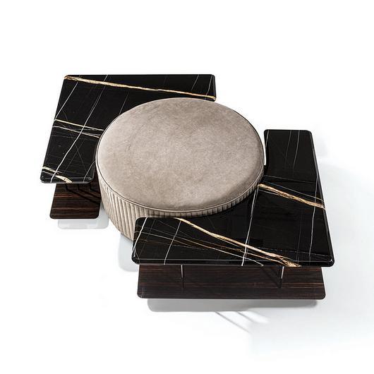 Coffee Table - Saturn / Longhi