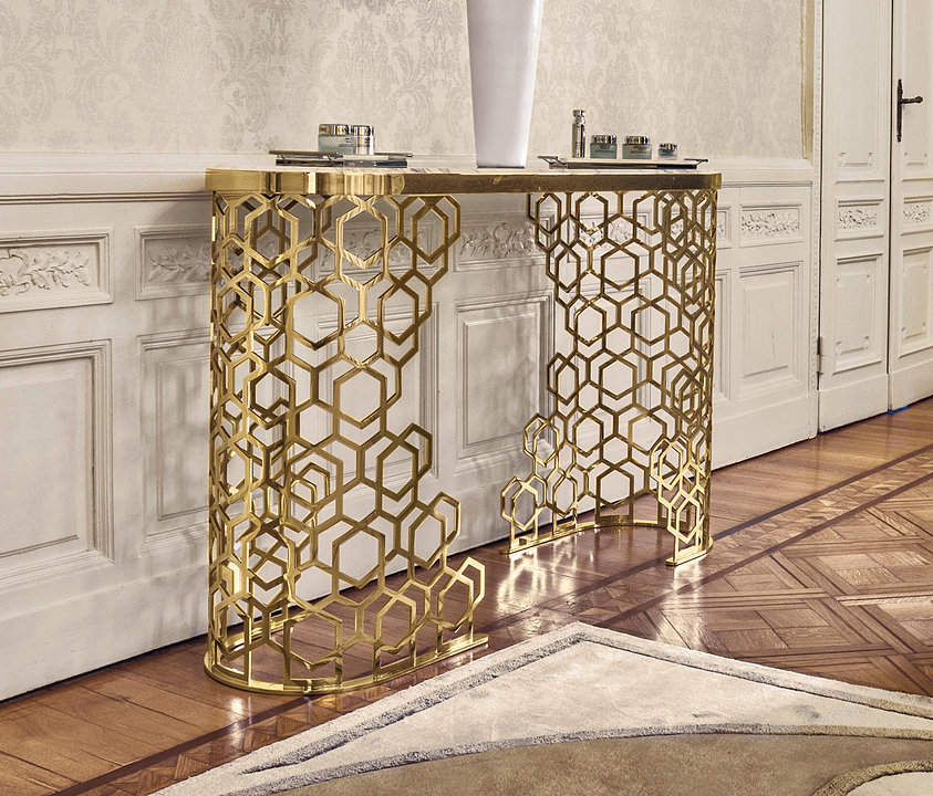 Console Table - Manfred