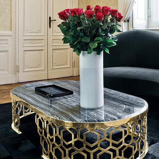 Coffee Table - Manfred / Longhi