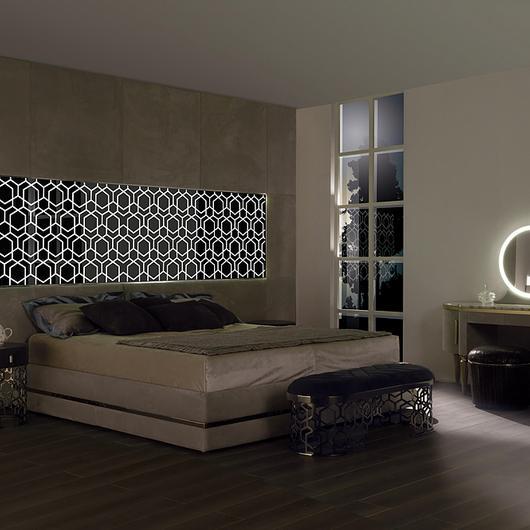 Bed - Elegant Boiserie
