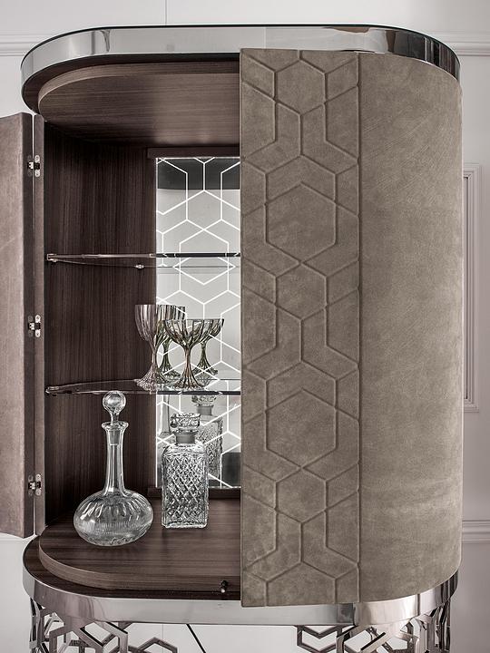 Cabinet - Mini Beverly