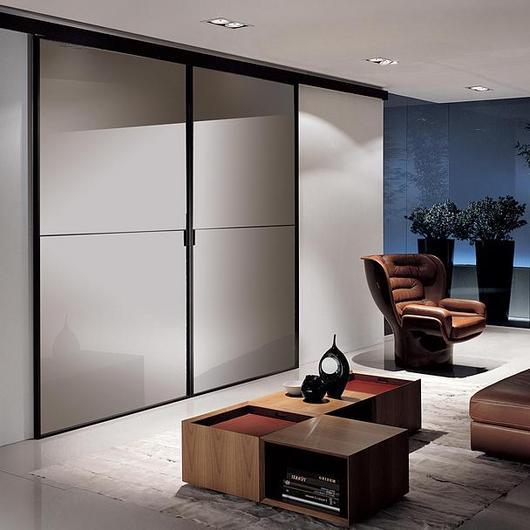 Partition Doors - Spark 2 Panes / Longhi