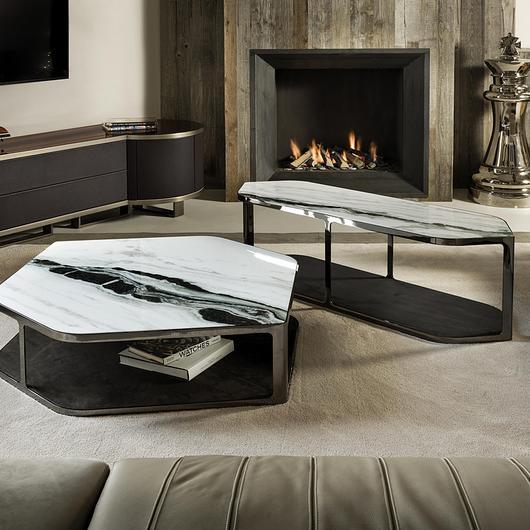 Coffee Table - Tiles / Longhi