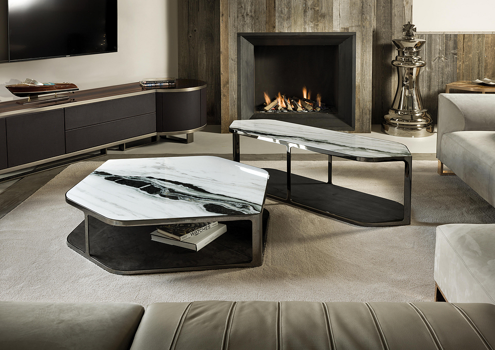 Coffee Table - Tiles