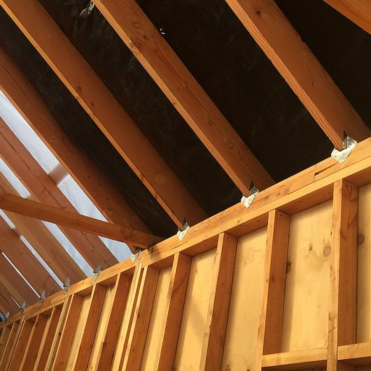 Conectores para cerchas y techos